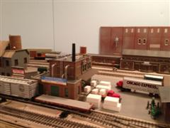 Milbank Depot and Industries