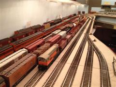 West Staging Yard