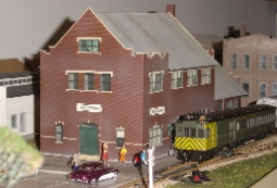 Watertown Depot