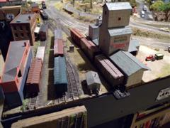 Little Chicago, mid-point job on the M&N, home of the CNW interchange